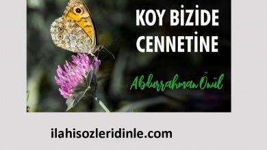 Photo of Cennetine Sözleri & Dinle